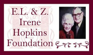 Hopkins Foundation logo